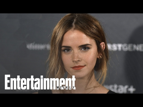 Emma Watson Dishes On Filming 'Beauty And The Beast', Feminism & Much More | Entertainment Weekly