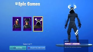 ACHETER LE PACK DE LÉGENDES DE L'OMBRE «NEW» À FORTNITE!!! COMMENT FAIRE EMBALLER SHADOW LEGENDS DÈS MAINTENANT!!!