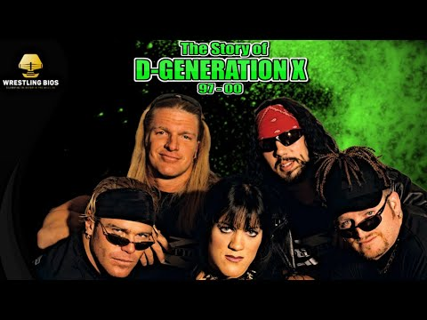 The Story Of D-Generation X: 1997 - 2000