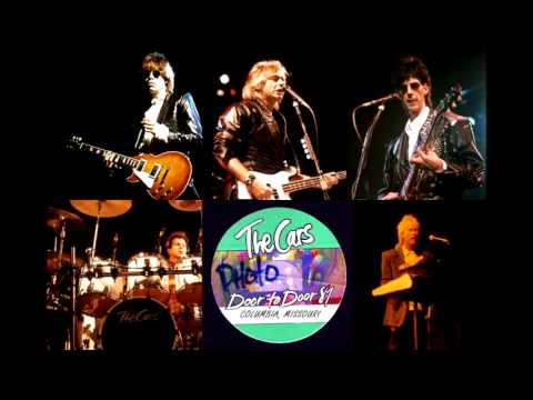 The Cars Live in Columbia, Missouri 1987 (NEW UPGRADE/REMASTERED)