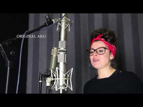 Mic shootout: AKG C12 and clones by Side-b Studio (Tim Campbell Capsules)