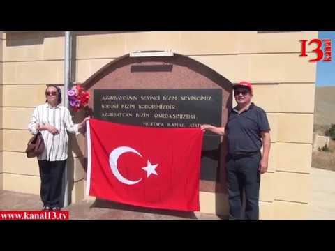 İstanbul Azərbaycan Kültür Evi üzvləri Şamaxıda # Soydaş-144
