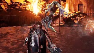 """CODE VEIN """"Invading Executioner"""" Gameplay Trailer (2019) PS4 / Xbox One / PC"""