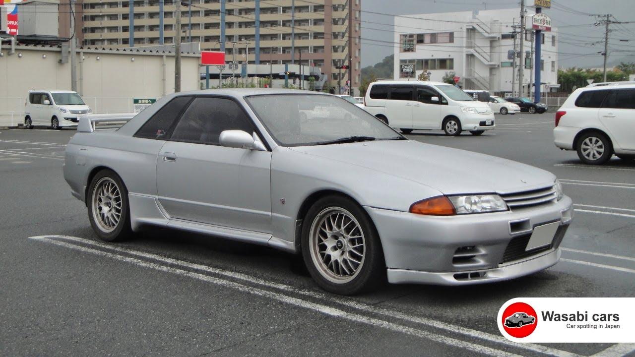Rare An Untouched Nissan Skyline Gt R V Spec Ii R32