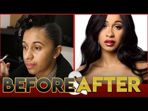 CARDI B | BEFORE & AFTER TRANSFORMATION ***New Series***