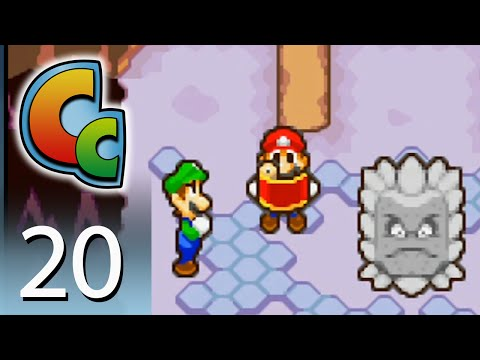 Mario & Luigi: Superstar Saga - Episode 20: Scroll Lock