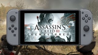 Assassin's Creed III Remastered Conferindo a DLC e a Dublagem em Portugues