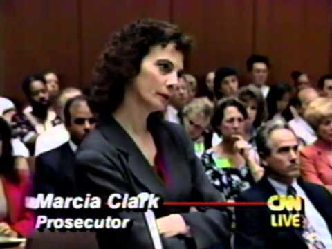 O.J. Simpson murder trial preliminary hearing, CNN (7/5/1994)