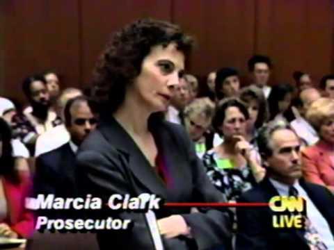 O.J. Simpson murder trial preliminary hearing, CNN (7/5/1994)