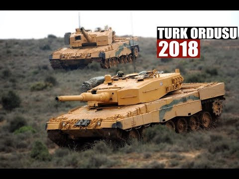 """Turkish Armed Froces 2018 