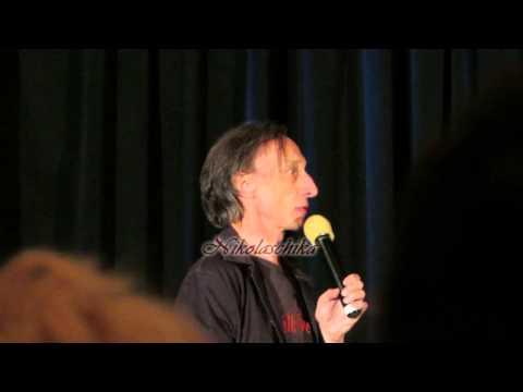 2014 DallasCon Julian Richings Death Panel