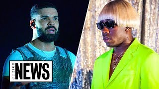 Drake Booed At Tyler, The Creator's Camp Flog Gnaw Festival | Genius News
