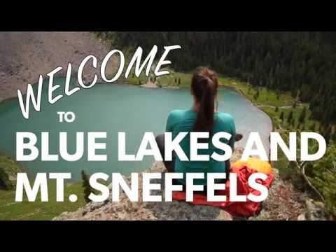 How To Hike Blue Lakes Colorado