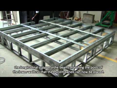Do you already know the Plycem mezzanine installation guide?