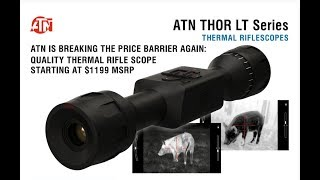 Affordable Thermal Imaging from ATN: SHOT '19 | Gun Talk LIVE