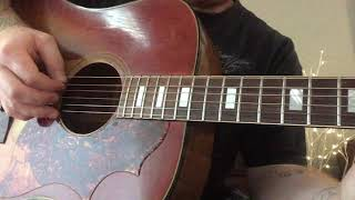 Mastodon - Asleep in the Deep (Guitar lesson)