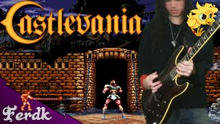 Repeat youtube video Castlevania (I to IV) -