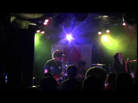 Just It's Blue  / Thee six day revolver (#7_2015.8.22 synchrock-シンクロック-vol.3@アメリカ村CLAPPER)