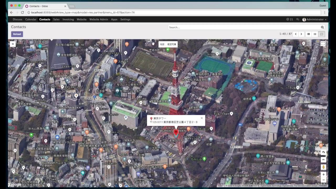Odoo Google Maps (Updated 23/07/2018) on open map, seletar airport map, bright map, world statistics map, v flood zones oahu map, developing world map, africa globe map, england on world map, nroc location map, america globe map, simplified map, id map, african poverty map,