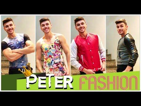 PETER TOYS VIROU MODELO! DESFILE COM ROUPAS YOSHOP! ESCOLHA O LOOK PREFERIDO!