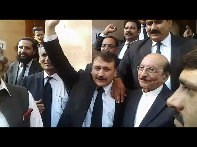 Exclusive| PPP Qaim Ali Shah with SHC Lawyers | 21 March 2019