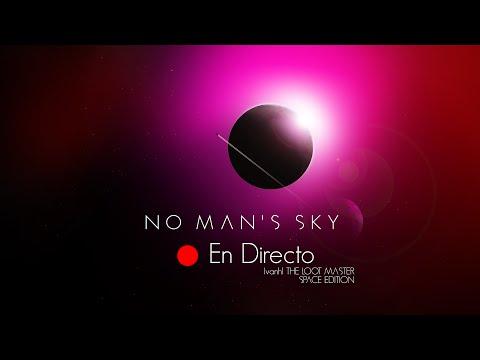 NO MAN'S SKY en Directo #02│Estreno STEAM│Best Walking Simulator Ever Seen?