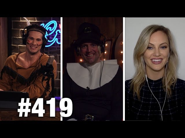 #419 CROWDER'S THANKSGIVING EXTRAVAGANZA! | Nicole Arbour Guests | Louder With Crowder