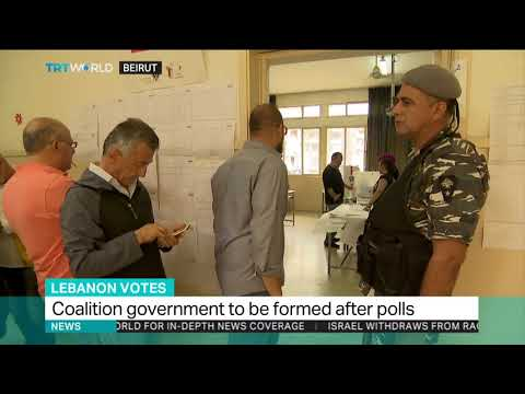 Coalition government to be formed after Lebanon election