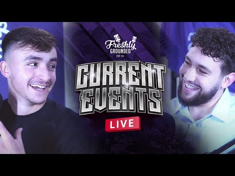 Current Events #22 Live Stream