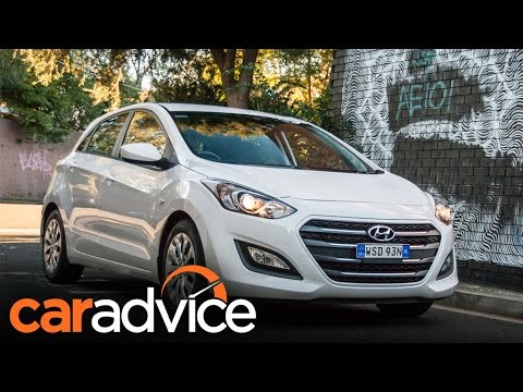 2016 Hyundai i30 Active review CarAdvice