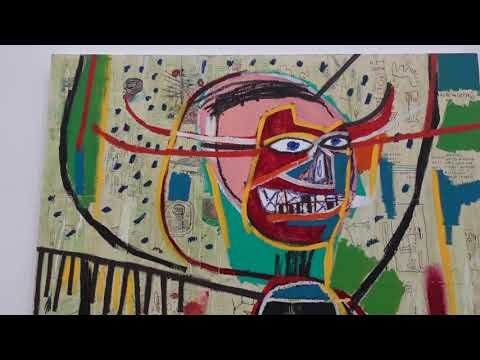 JEAN-MICHEL BASQUIAT at the BROAD MUSEUM