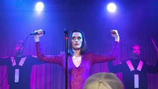 yelle complètement fou live at crescent ballroom in phoenix 1