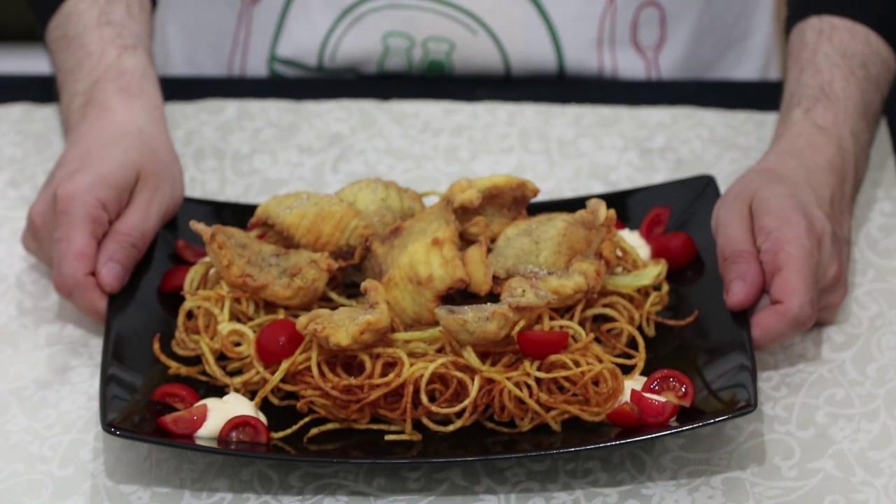 Un Single in Cucina - Le Ricette Ali di razza fritte - YouTube