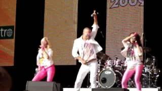 Alcazar (Live) - We Keep On Rockin