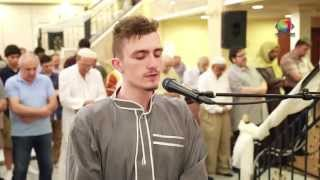 Qari Fatih Seferagic - Ramadan 2015 - Chicago Isha' Prayer HD