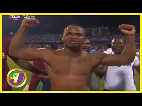 Marlon Samuels   TVJ Sports Commentary - Sept 22 2021