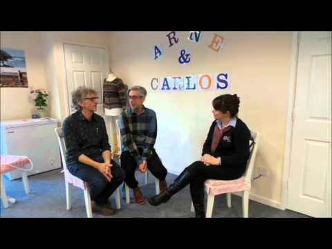 Interview with Arne & Carlos