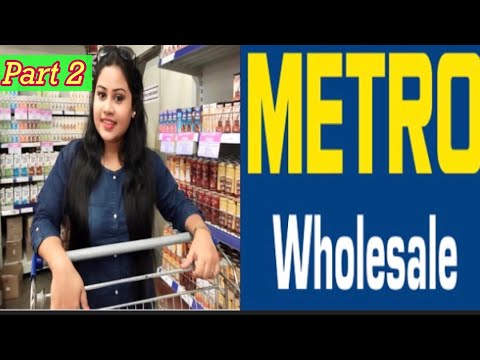Metro(wholesale) for Independent business (cheap shopping)