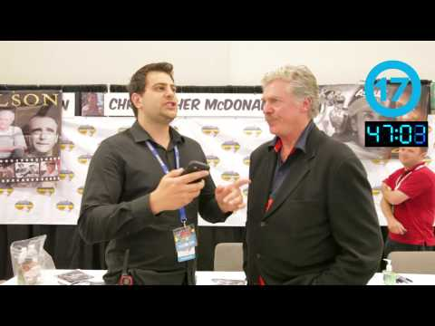 21 Questions with Christopher McDonald aka Shooter McGavin