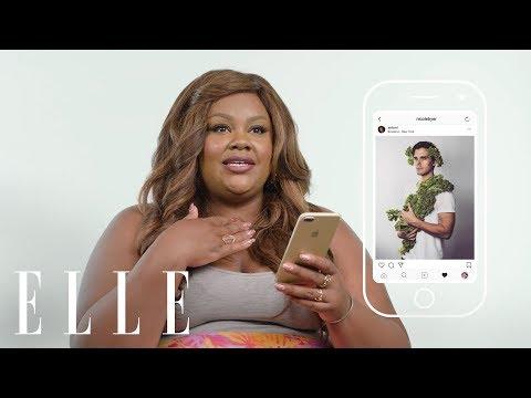 Netflix's Nicole Byer InstaStalks Beyoncé, Antoni Porowski, and Cardi B's Food Pics  ELLE