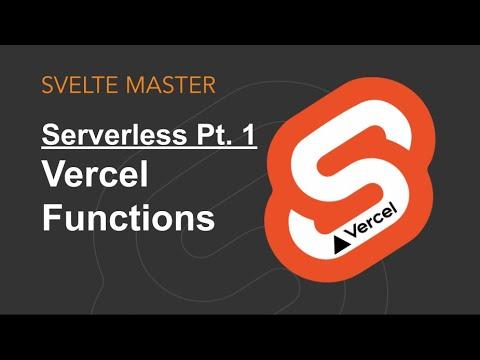 Serverless App - Vercel Functions (Pt. 1)