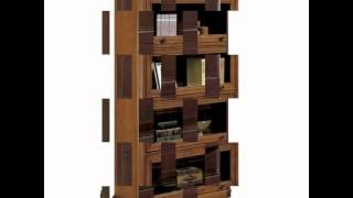 Law Firm Furniture - Attorney Barrister Bookcases