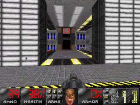 Alien vs Predator vs Terminator Doom 2 wad by crazydoom3dude