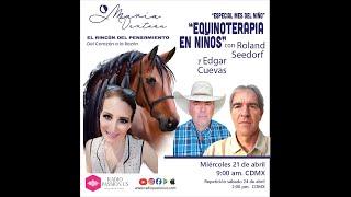 EQUINOTERAPIA PARA NIÑOS con #MaríaVentosa #MACAVZIM #RADIOPASSIONUS