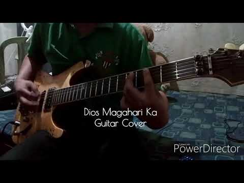 Dios Maghari Ka-Guitar Cover By Ellizar Licayan