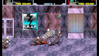 Narc arcade 2 player 60fps