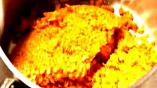 How To Make Red Lentil Curry | Side Dish Curry Recipe | Great Curry For Basmati Rice