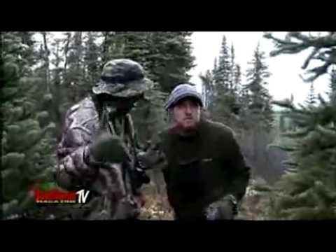 Охота на лося квадроцикле