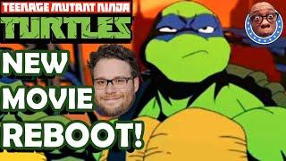 NEW Ninja Turtles Movie Reboot with Seth Rogen CONFIRMED!