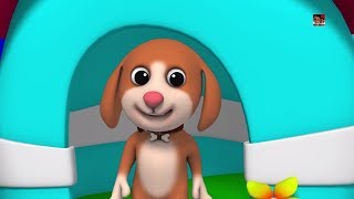 bingo lagu anjing  sajak pembibitan  Lagu anak-anak 3d  3D Kids Songs  Nursery Rhyme Bingo Dog
